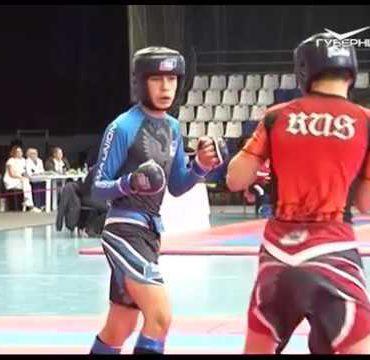 XII Спартакиаду боевых искусств в Тольятти посетил звездный тренер из Лос-Анджелеса