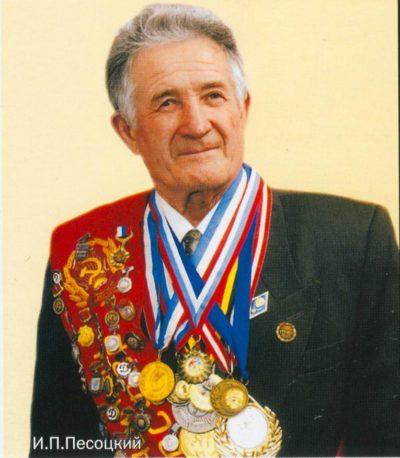 Юбилей российского самбо и его патриарха