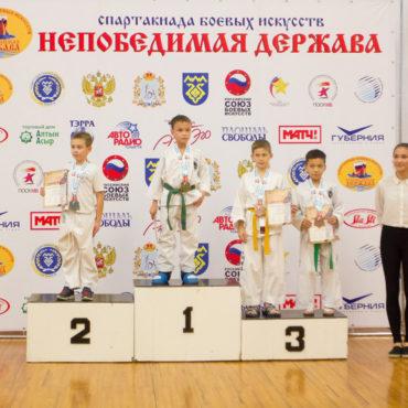 Гости из Казахстана на турнире ПФО
