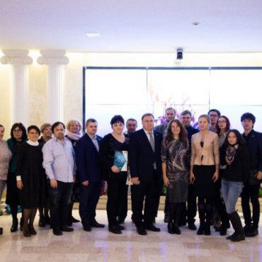 Презентация СБИ в общественной палате РФ