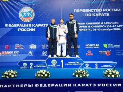 В копилке Самарской области семь медалей