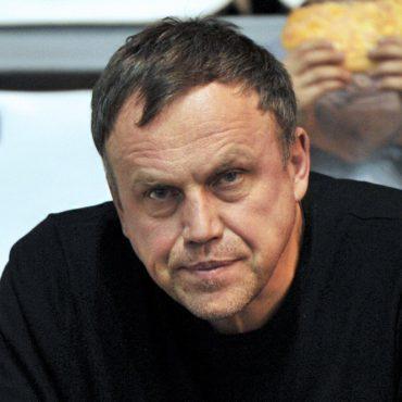 Юбилей тренера Александрова