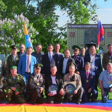 Спортивный фестиваль межрегионального уровня на селе во славу погранвойск