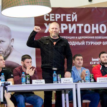 Визит Сергея Харитонова в Самару