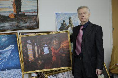 В Тольятти представят работы живописца Всеволода Иванова