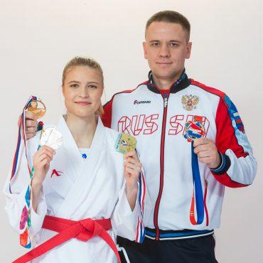 Чернышёва и Кузнецов прошли российский отбор на Олимпиаду
